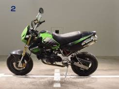 Kawasaki KSR110, 2008