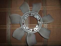 Крыльчатка вентилятора Toyota Chaser/Cresta/Mark GX80/GX90/GX100 1G-E б/у 16361-70040