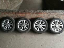 """Оригинальные колеса Nissan R17 5х114.3. 7.0x17"""" 5x114.30 ET40"""