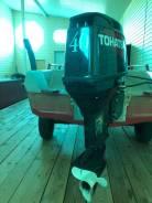 Tohatsu. 50,00л.с., 2-тактный, бензиновый, нога S (381 мм), 2009 год. Под заказ