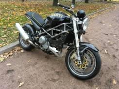 Ducati Monster S4, 2001