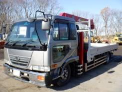 Nissan Diesel Condor. 2004, 7 960куб. см., 5 000кг., 4x2. Под заказ