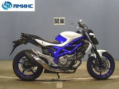 Мотоцикл Suzuki SFV650A Gladius на заказ из Японии без пробега по РФ, 2011