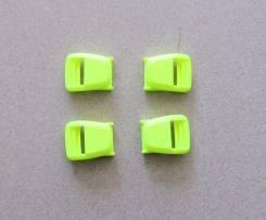 Фиксатор ремешка для мотобот Gaerne ярко желтый 4667-051