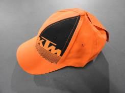 Кепка KTM 2 оранжевая