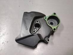 Крышка двигателя кпп Honda VFR800 RC46