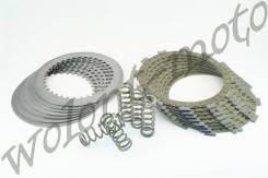 Набор дисков сцепления с пружинами Hinson FSC094-8-001 Honda CRF250R 04-09/KTM SXF250