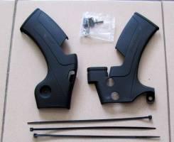 Защита рамы Polisport Kawasaki KX450F 09-18 Черный 8466300001