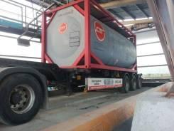 Krone SD. раздвижной контейнеровоз, 35 000кг.