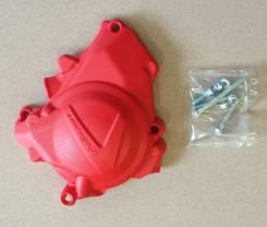 Защита крышки зажигания Polisport Honda CRF450R-RX 17-19 красная 8462700002