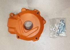 Защита крышки зажигания Polisport KTM EXC-F/XCF-W250-350 12-16 Оранжевая 8461300002