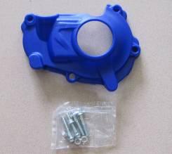 Защита крышки зажигания Polisport Yamaha YZ450F 18-19 синяя 8465300002