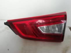 Правый внутренний фонарь Nissan Qashqai J11. Nissan Qashqai, J11