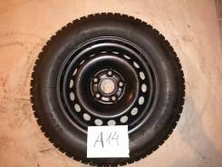 """Комплект зимних колёс Шкода. 6.5x15"""" 5x112.00 ET47 ЦО 57,1мм."""
