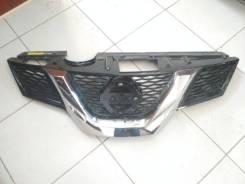 Решетка радиатора. Nissan X-Trail, HNT32, HT32, NT32, T32 MR20DD, QR25DE, R9M