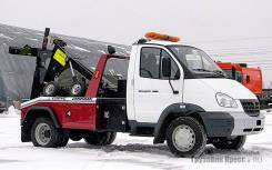 ГАЗ 33106. Эвакуатор Jerr Dan MPL40, 3 500кг., 4x2
