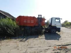 МАЗ. Мусоровоз МКМ-3403 на ш. 35340В3, 2015г. Под заказ