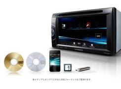 Carrozzeria FH-780DVD - USB, DVD, CD, MP3, DivX, AUX, iPhone/iPod