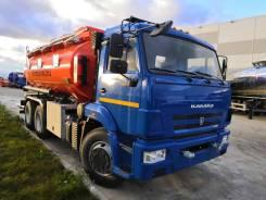 КамАЗ 65115 топливозаправщик, 2020