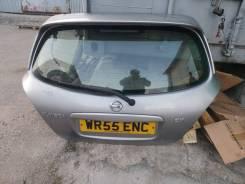 Дверь багажника Nissan Almera N16