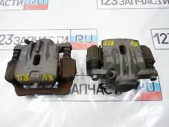 Суппорт тормозной задний левый Subaru XV GP7 2014 г.