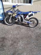 Yamaha YZ 250, 2007