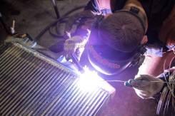 Ремонт радиаторов латунных и алюминиевых