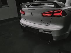 Задние фонари в стиле AUDI для Lancer X в наличии