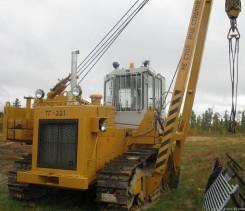 Четра ТГ222, 2008