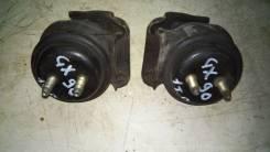 Подушка двигателя. Toyota Mark II, GX90 1GFE