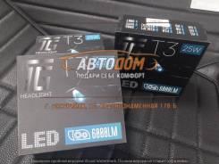 "Лампа светодиодная ""TG"" Headlight T3 HB4/9006, 6000K Гарантия 12мес"
