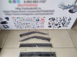 Дефлекторы окон (ветровики) UAZ Patriot Широкие