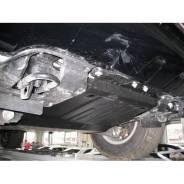 Защита картера и рулевых тяг Lexus LX570, Toyota Land Cruiser 200