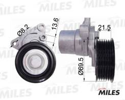 Натяжитель приводного ремня Mazda 6 (GG, GH, GY) 1.8/2.0/2.3/2.5 / CX-7