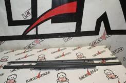 Накладки дверей (комплект) N. Stagea AR-X 53.000км [Leks-Auto 376]