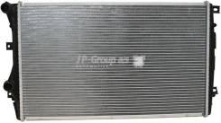 Радиатор двигателя Octavia 1Z/YETI/GOLF V, VI/Passat B6, B7, CC/Caddy 04-