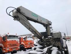 Навесное оборудование - установка КМУ Инман 300С