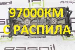 Радиатор охлаждения двигателя. Toyota Celica, ZZT230, ZZT231 1ZZFE, 2ZZGE