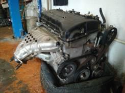 Двигатель в сборе. Mitsubishi Lancer 4B11