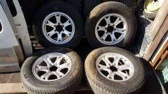 """Комплект колёс 265/65R17 (30). 7.5x17"""" 6x139.70 ET25 ЦО 108,1мм."""