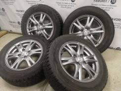 """Диски Exceeder на резине18565R14 Dunlop. Только из Японии. 5.5x14"""" 4x100.00 ET45"""