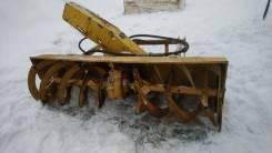 Шнекоротор для уборки снега