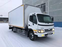 Hino 300. 2011 г. в. Изотермический фургон 26 куб. 5 тонн., 4 000куб. см., 5 000кг., 4x2