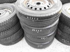 Dunlop Enasave EC203. летние, 2017 год, б/у, износ 10%