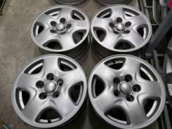 """Оригинальные литые диски Mazda MPV 15"""" (5*114.3) 6j et+40 цо 67.1мм"""