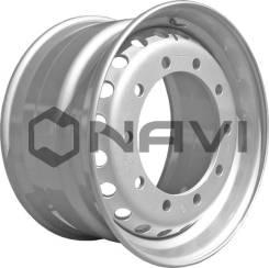 Диск стальной 22,5х11.75 ET120 10/D281 PCD335 26мм, Китай