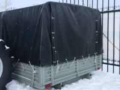 Кузов бортовой новый (бортовая платформа) УАЗ Тент