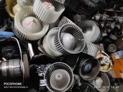Крыльчатка на мотор печки Nissan Note March, склад № - 136