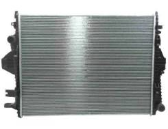 Радиатор двигателя Touareg (7P) 3.6FSI/3.0TDI / Cayenne (92A) 3.0D/3.6
