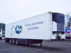 Schmitz. Полуприцеп-рефрижератор Cargobull SKO24 2003 г/в, 26 440кг.